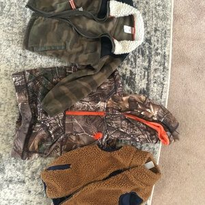 Other - 2 Jackets 1 vest (18 month)